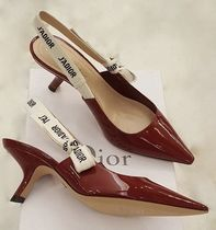 ◆◇CHRISTIAN DIOR Slingback Rouge◆◇