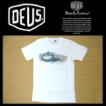 【即納】Deus Ex Machina★CAR LOGO  Tシャツ★AU直輸入