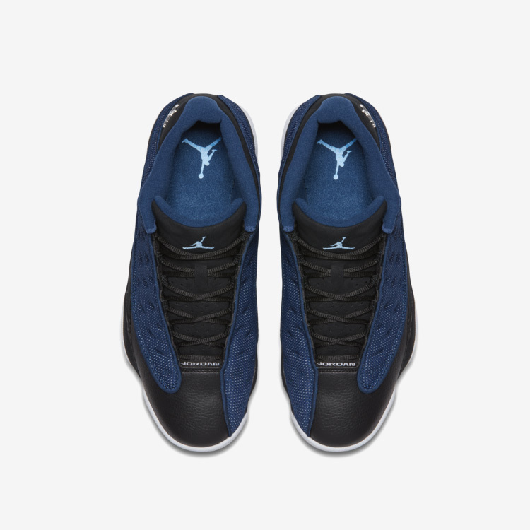 NIKE★AIR JORDAN 13 RETRO LOW★BRAVE BLUE バイカラー 25~30cm