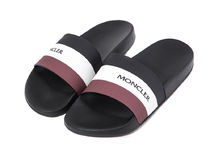 【関税負担】 MONCLER RUBBER SLIDES