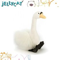 JELLYCAT(ジェリーキャット) おもちゃ・知育グッズその他 **JELLYCAT(ジェリーキャット)★TOYS☆SOLANGE SWAN**