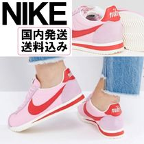 【送料込】Nike* Classic Cortez Trainers In Retro Leather *