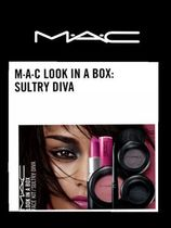 MAC(マック) メイクアップその他 即完売! 日本未発売★MAC Look in a box Sultry Diva セット