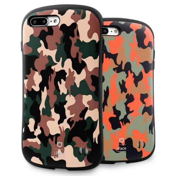 ★iFace正規品★iFace First Class Military iPhone7+★追跡可能