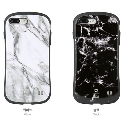 iFace iPhone・スマホケース ★iFace正規品★iFace First Class 大理石 iPhone7+★追跡可能(7)