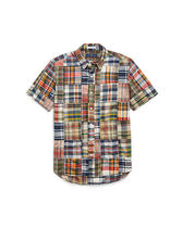 ラルフローレン Standard Fit Madras Shirt
