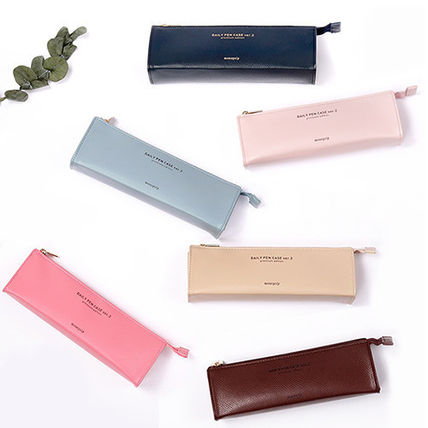 monopoly ペンケース ◆monopoly◆DAILY PENCIL CASE ver.2 6色