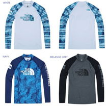 THE NORTH FACE(ザノースフェイス) ラッシュガード THE NORTH FACE 新作 M'S SUPER WATER EX L/S TURTLE