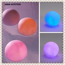 Urban Outfitters(アーバンアウトフィッターズ) 照明 【送税込】UrbanOutfitters★プールで!Floating LED Orb Set