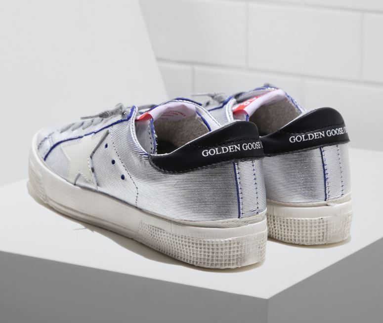 【関税負担】GOLDEN GOOSE 17SS MAY SILVER