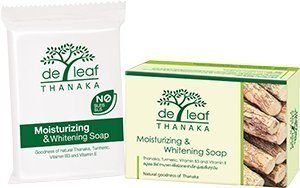 タナカ ソープ 100g/THANAKA Moisturizing & Whitening Soap