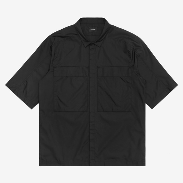 ★STAMPD★ JUNGLE BUTTON UP  S/Sシャツ