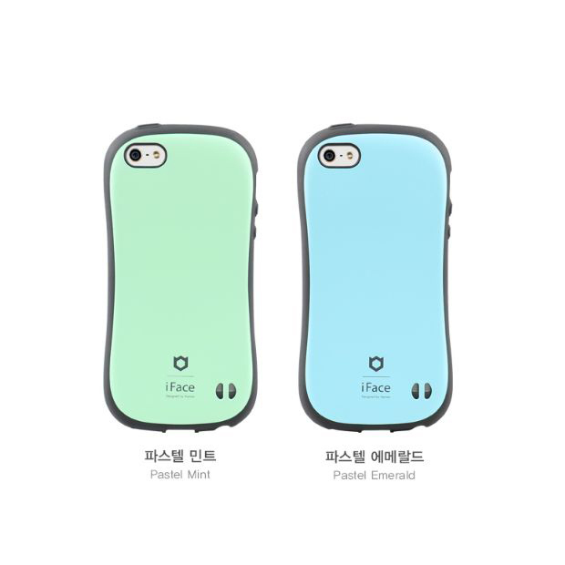 ★iFace正規品★iFace First Class Point color iPhoneSE/5s/5