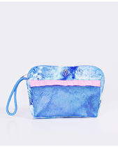 ivivva athletica(イヴィヴァ アスレティカ) キッズバッグ・財布その他 【 Fun Rays Clutch 】★tide impression pool party aquamarine
