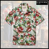 ★MUSTHAVE★「DIAFVINE」-17SS・アロハシャツーFLORAL WHITE