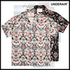 ★アロハシャツ★「UNDER AIR」-Love Travel Shirts*2色