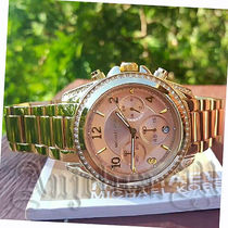 【安心ヤマト便】MICHAEL KORS Blair Rose-Tone Watch MK6316