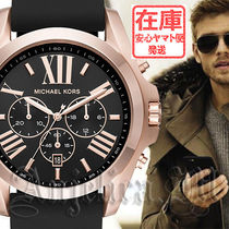 【安心ヤマト便】MICHAEL KORS Bradshaw Black Watch MK8559