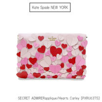 Kate Spade-SECRET ADMIRER plique hearts carley[PXRU6375]