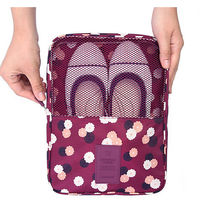 monopoly(モノポリー) トラベルポーチ ◆monopoly◆ PATTERN SHOES POUCH VER.2 4色
