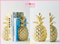 17SS☆最安値保証&関税送料込【Anthro】Pineapple Bookends