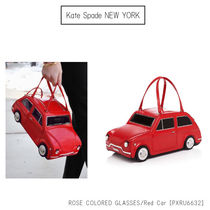 Kate Spade ROSE-COLORED GLASSES red car[PXRU6632]