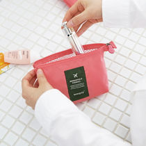 monopoly(モノポリー) トラベルポーチ ◆monopoly◆ NEW MESH POUCH [size S]  6色