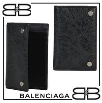 関税送料込★Balenciaga★WALLET BLACK