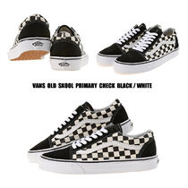 VANS★OLD SKOOL★PRIMARY CHECK★チェック柄★25.5~30cm