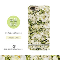 【数量限定品】iPhone7Plus/RICHMOND&FINCH★White Blossom