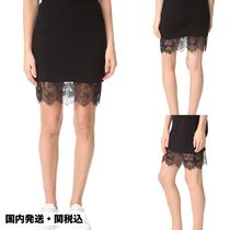 国内発送★Carven☆Lace Skirt