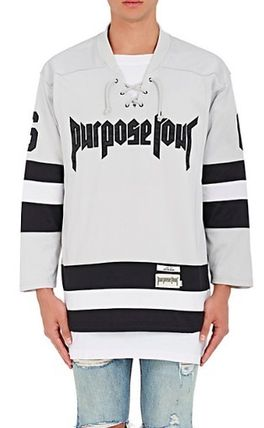 JUSTIN BIEBER  Purpose Tour Hockey Jersey Sサイズのみ!