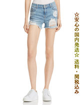 NEW&SALE[Guess]Solange Distressed カットオフ ジーンズ お洒落