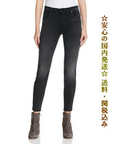 NEW&SALE[J BRAND]Alana High Rise クロップド ジーンズ Occult
