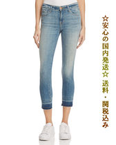 NEW&SALE[J BRAND]Mid Rise Crop スキニー ジーンズ レディース