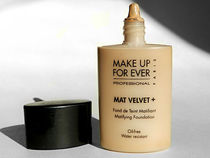Make up For Ever〜Mat Velvet+Mattifying Foundation〜