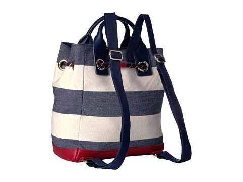★Tommy Hilfiger★Belen Backpack Woven Rugby St バックパック