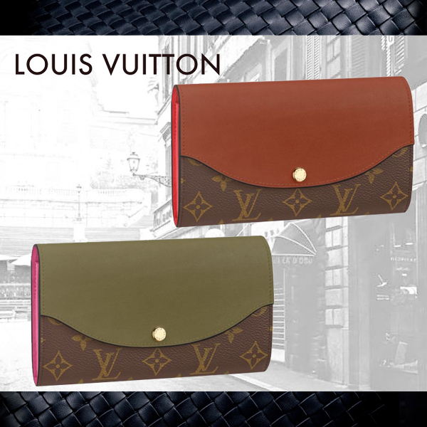 人気【Louis Vuitton】ルイヴィトン★Sarah Tuileries Wallet