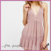 【Free People】日本未入荷☆Look Of Love Slip スリップ RO △