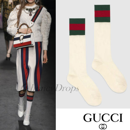 NEW GUCCI sporty lines containing cotton socks deployment