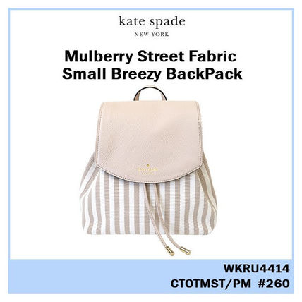 KATE SPADE WKRU4414 Mulberry Street Fabric Small Breezy