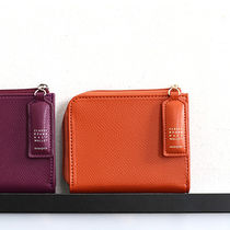 monopoly(モノポリー) 折りたたみ財布 ◆monopoly◆ CLASSY ROUND HALF WALLET 4色