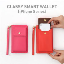 monopoly(モノポリー) 財布・小物その他 ◆monopoly◆ CLASSY SMART WALLET iPhone SERIES 4色