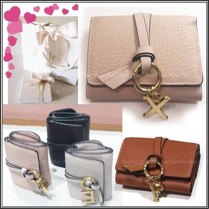 Chloe ALPHABET charms with compact wallet / calfskin