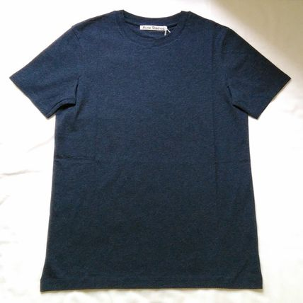 Acne Tシャツ・カットソー Taline Pc blue melange(2)