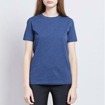 Acne Tシャツ・カットソー Taline Pc blue melange