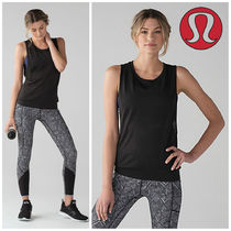 lululemon暑い季節に★メッシュが可愛い★Breeze By Muscle Tank