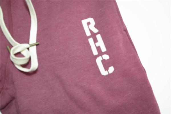 RHCRonHerman Puffy Shorts burgundyS