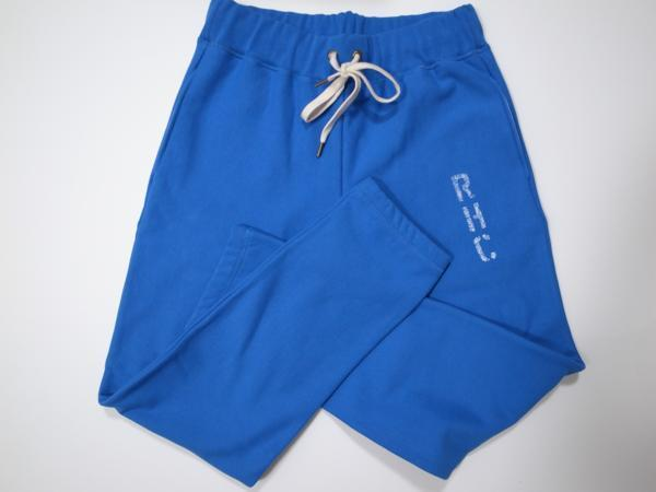ロンハーマン限定 RHC Logo Sweat Pants blue S