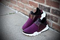 【限定品】Nike: SOCK DART TACH FLEECE MAROON US9 即発!